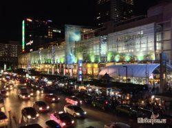 Что делать во время пробок в вечернем Бангкоке?
