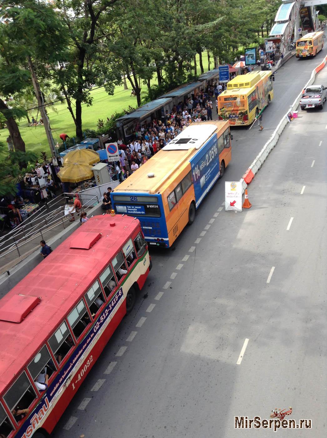 Photo of Комфортный стиль поездок по Бангкоку