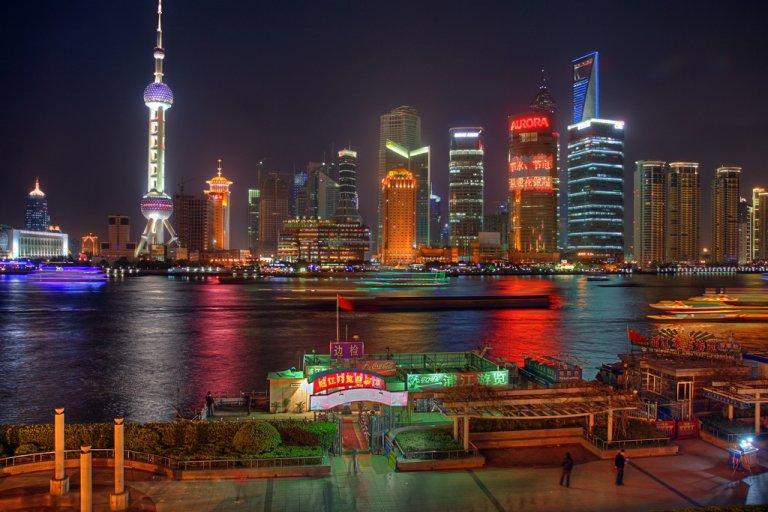 Photo of Ночная жизнь Шанхая глазами студентки