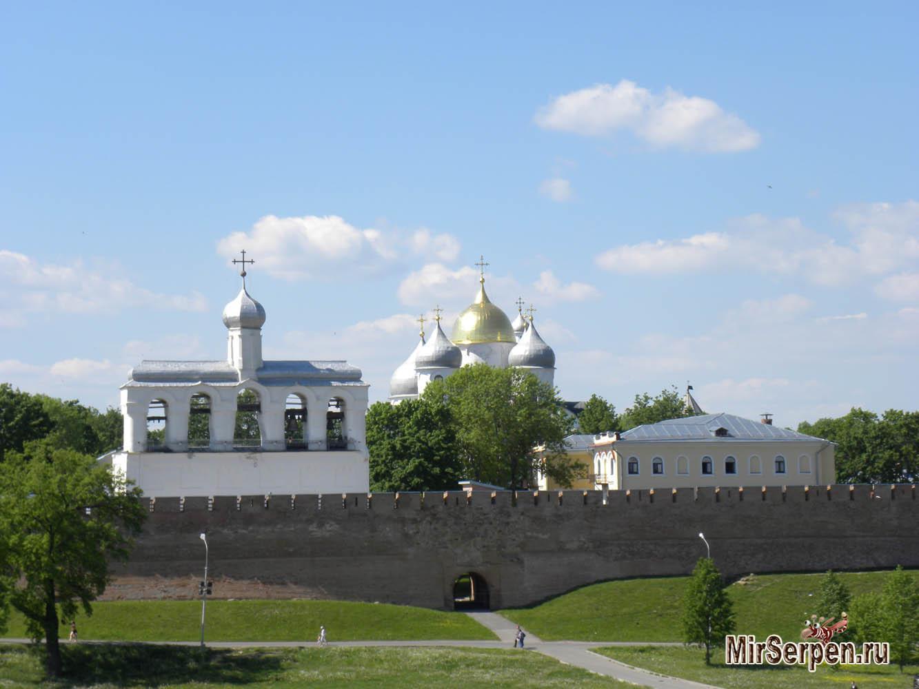 Photo of Первое впечатление о Великом Новгороде, май 2014