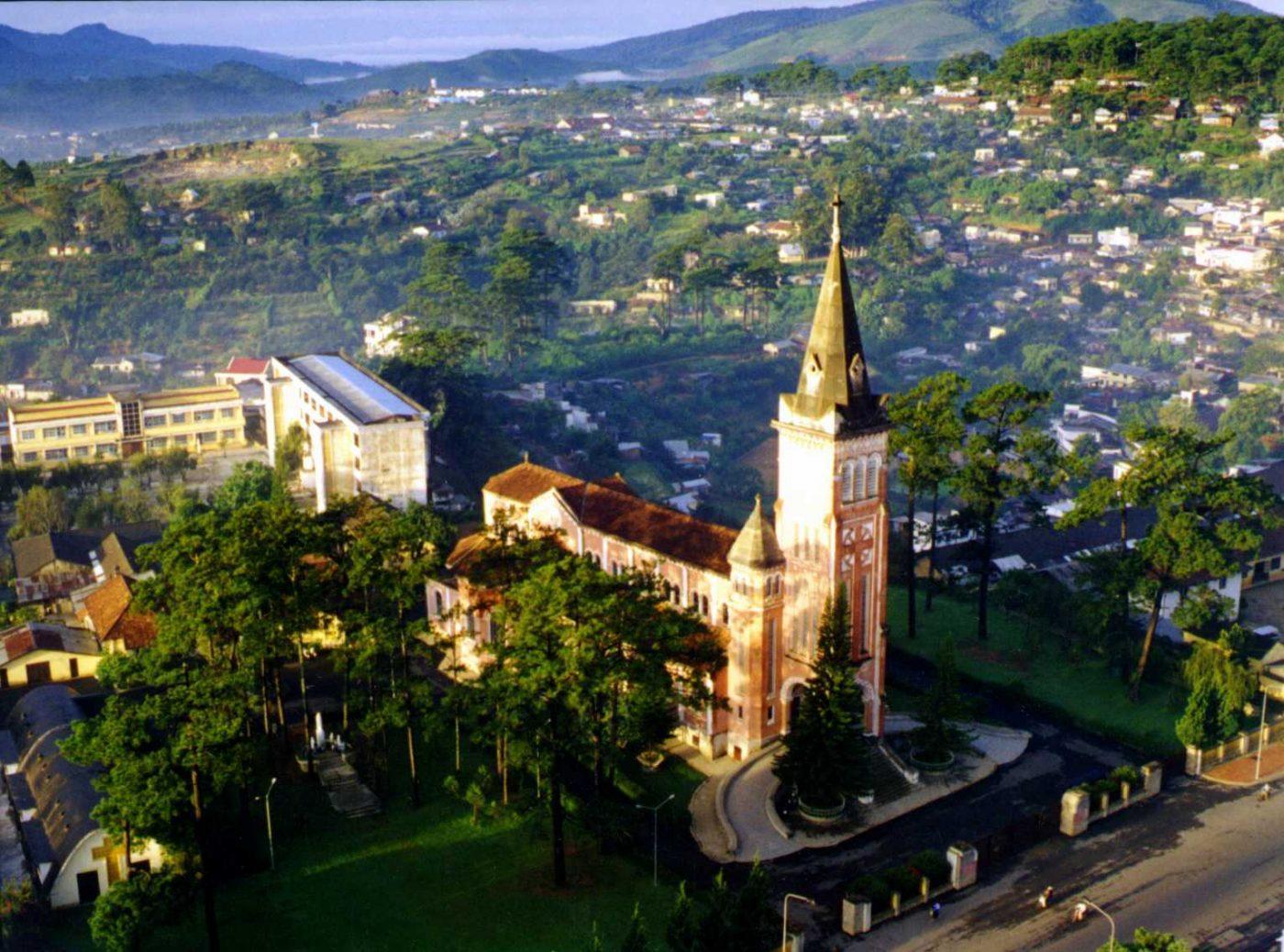Photo of Обзор достопримечательностей города Далат, Вьетнам