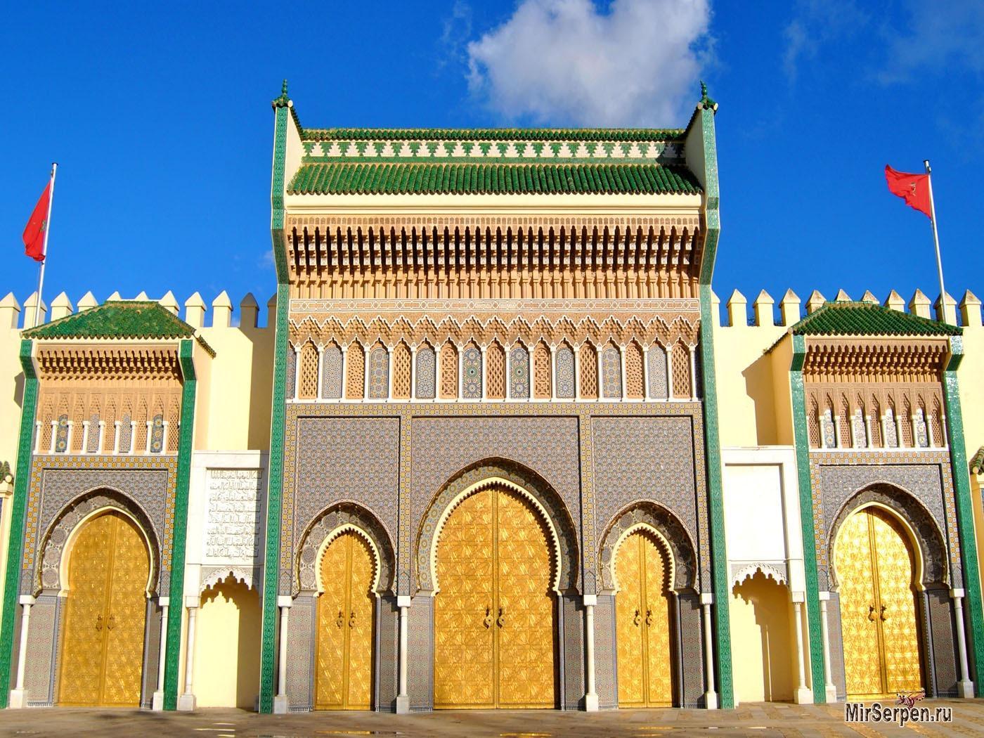 Удивительные города Марракеш и Фес