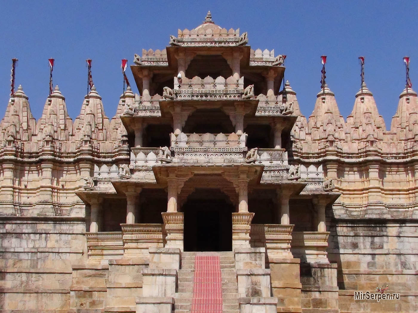 Photo of Храмовый комплекс Ранакпур