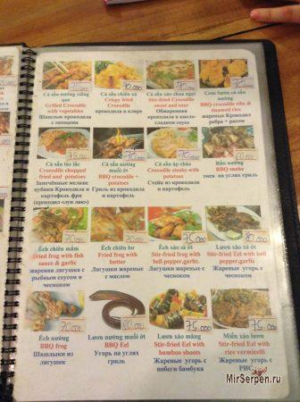 Я реально съел это: Лягушатина во Вьетнаме