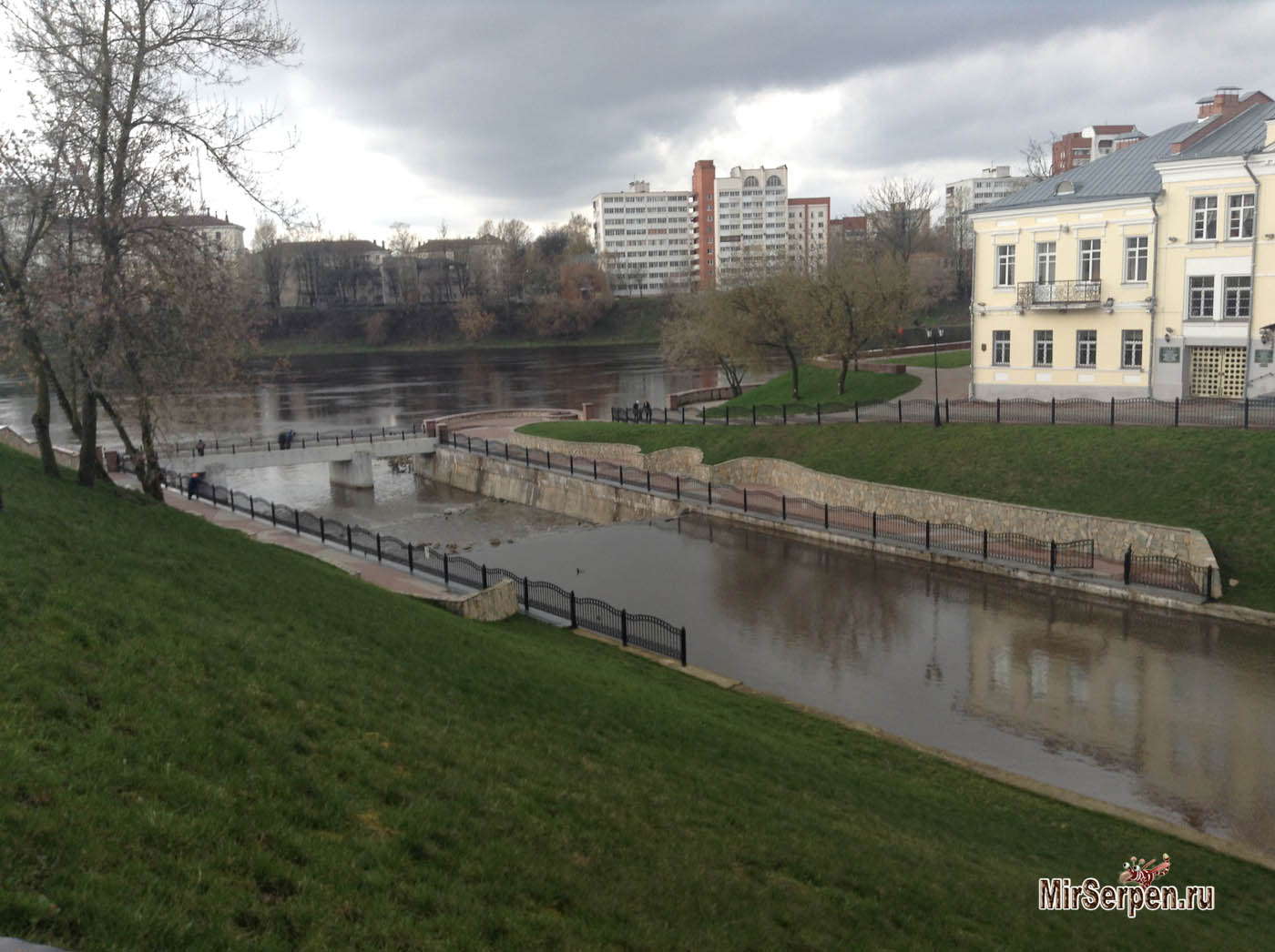 Погода в Витебске в апреле