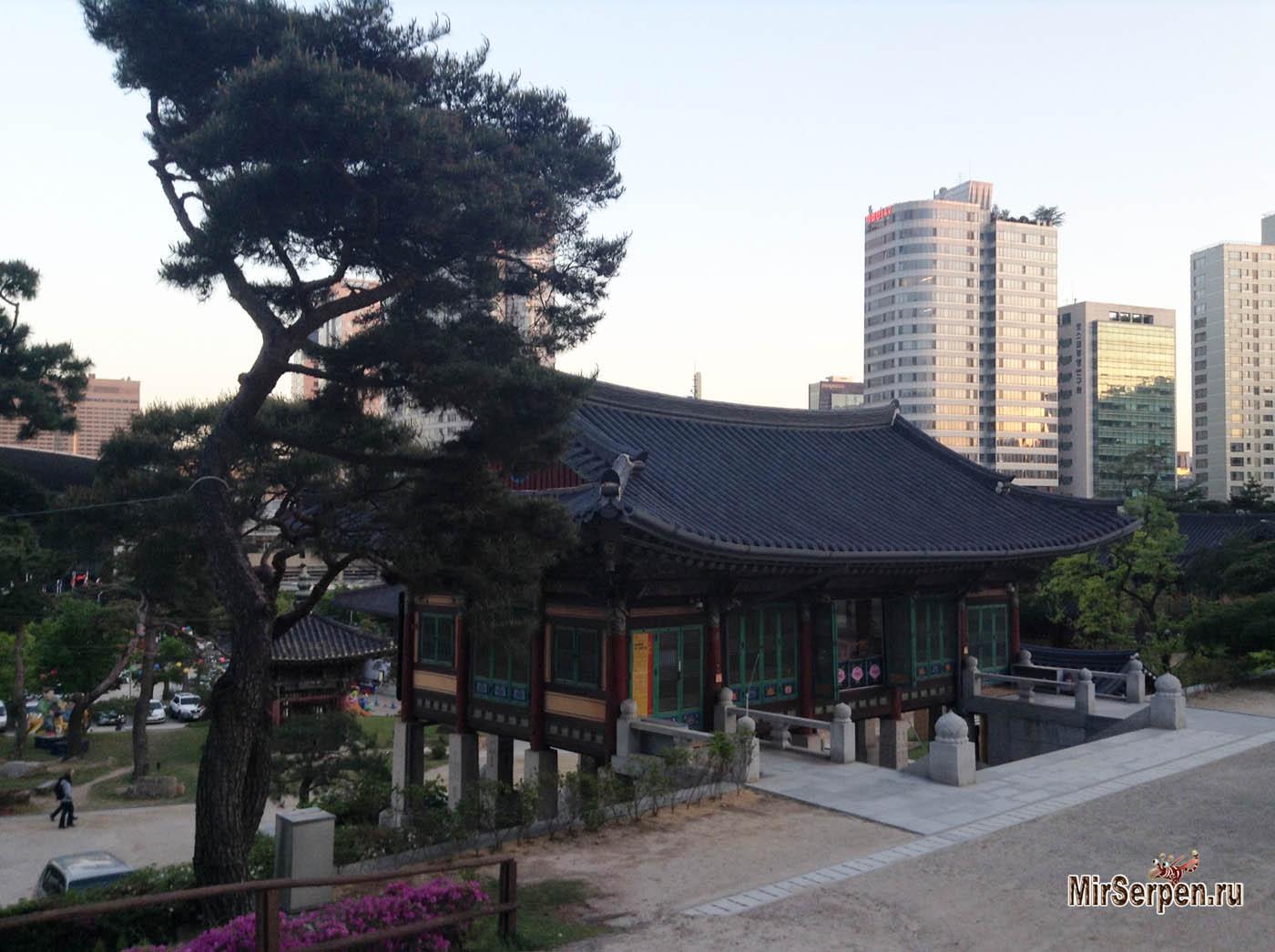 Поездка в страну мечты, Сеул, май 2016