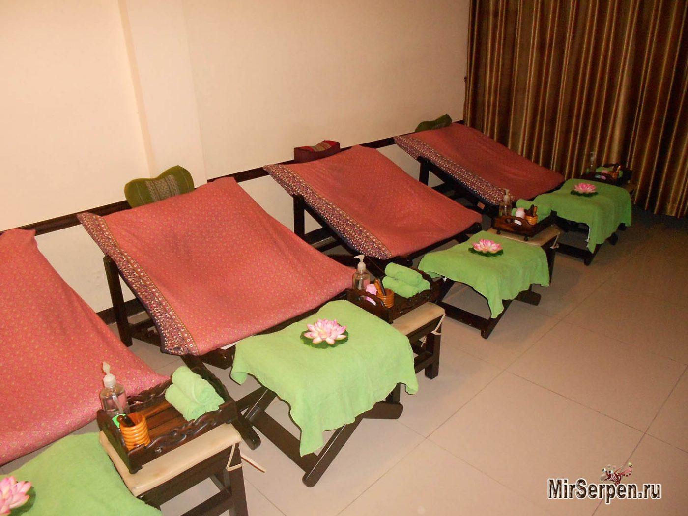 Истории о пользе тайского массажа