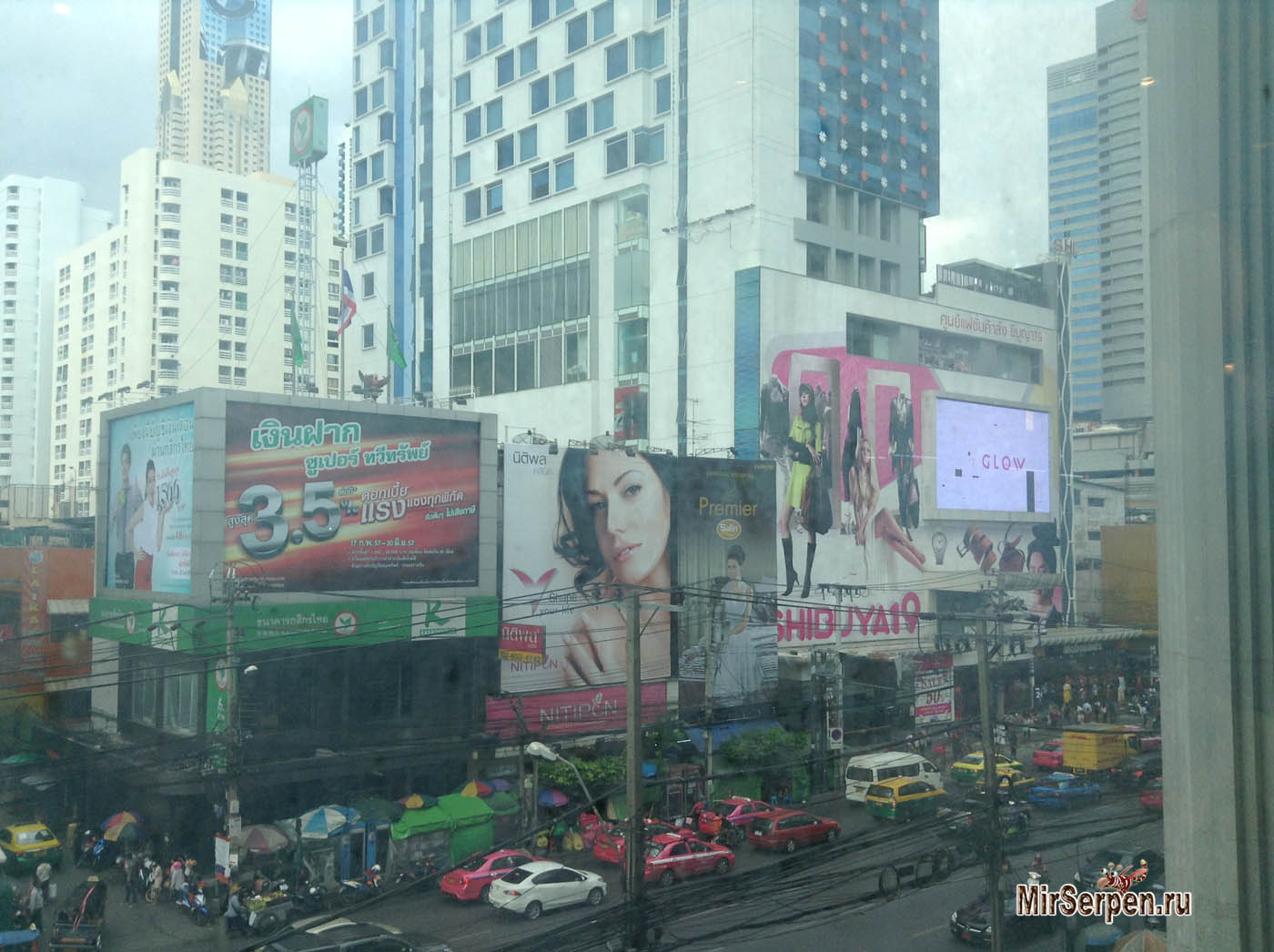 Где лучше: в Паттайе или в Бангкоке?