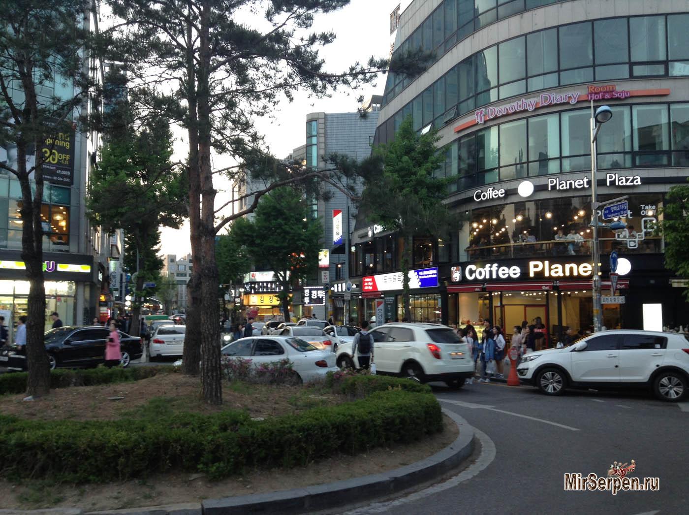 Две недели в Сеуле - где стоит остановиться?