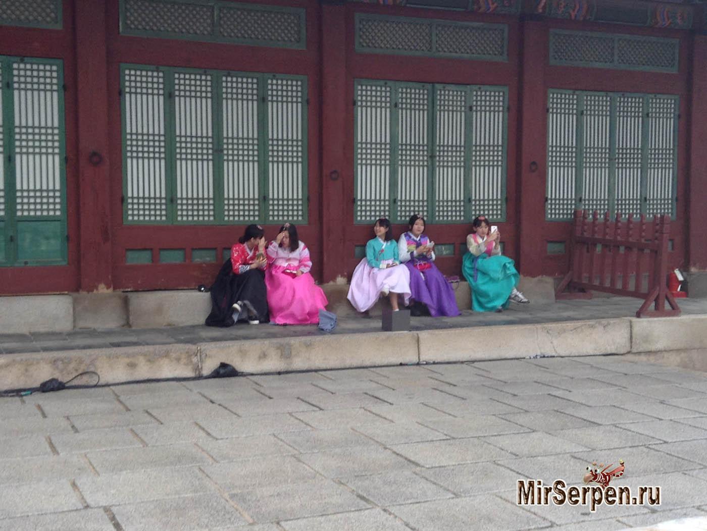 Мы и корейцы, Южная Корея и волна Халлю