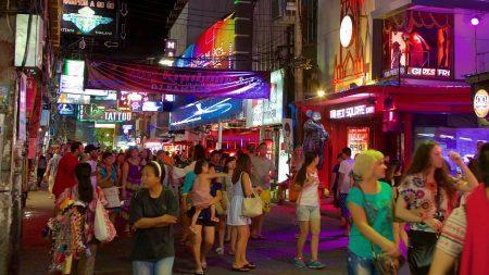 Тайские развлечения для женщин
