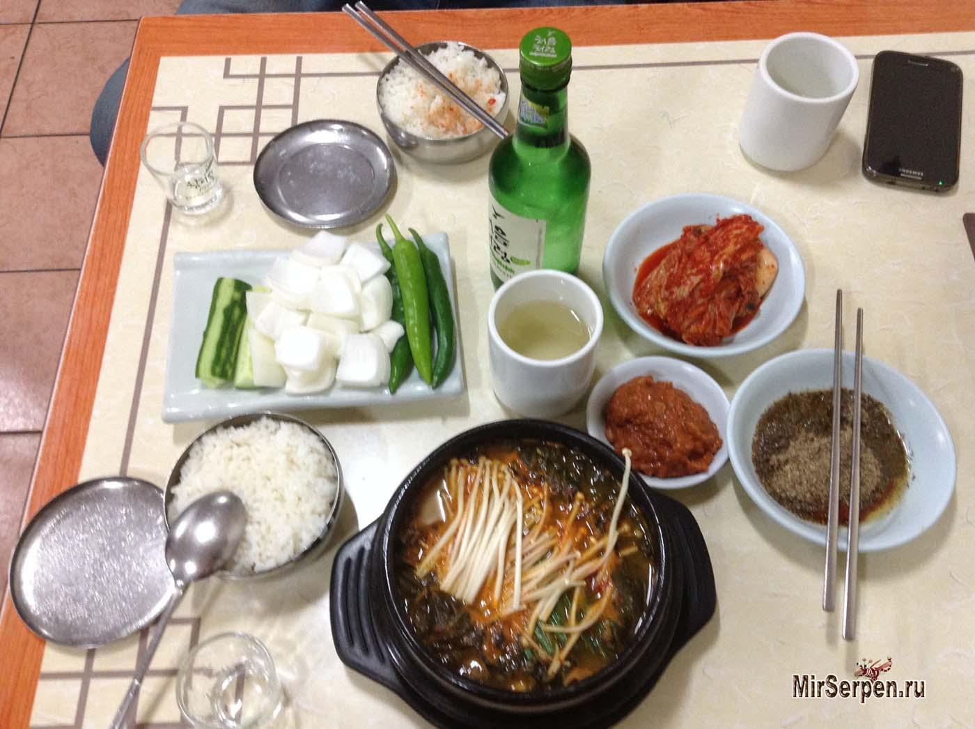 Я реально съел это: Суп с собакой в Южной Корее
