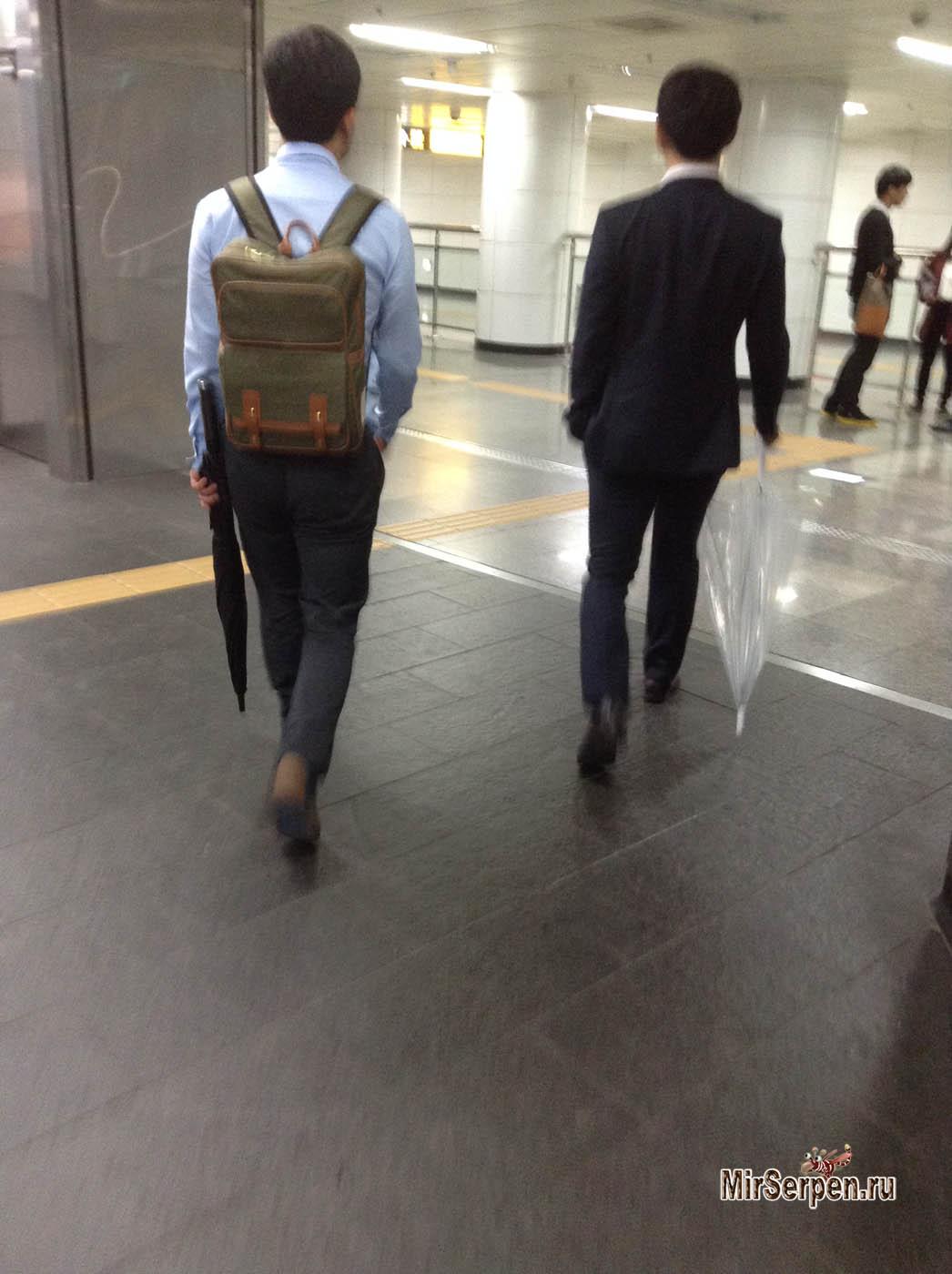 Photo of Весенне-осенний стиль одежды в Сеуле