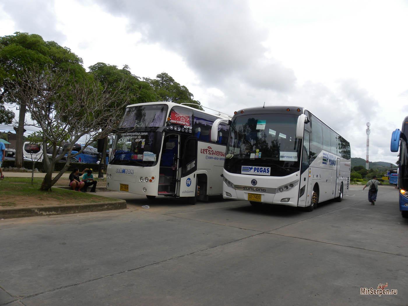 Обзорные экскурсии в Таиланде