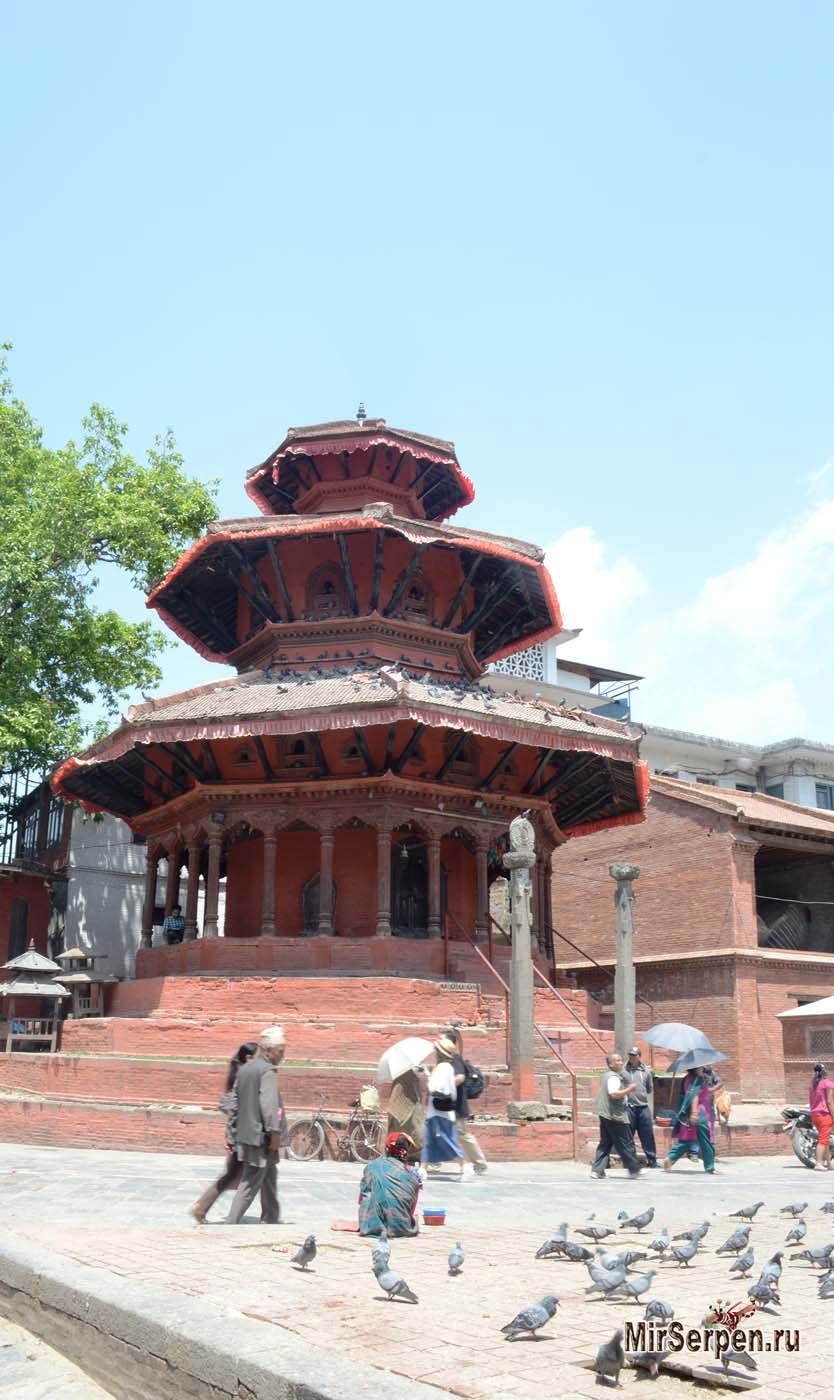 Photo of Достопримечательности долины Катманду