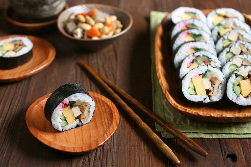 8 принципов здорового питания по-японски