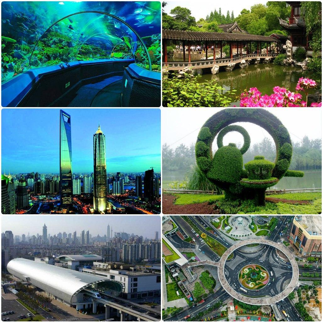 Топ-7 достопримечательностей, которые нужно обязательно посетить в Шанхае