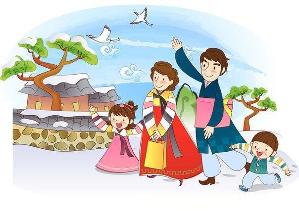 Photo of Южня Корея накануне праздника Соллаль