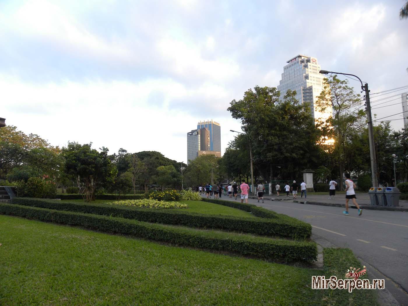 Лучшее время для посещения Бангкока
