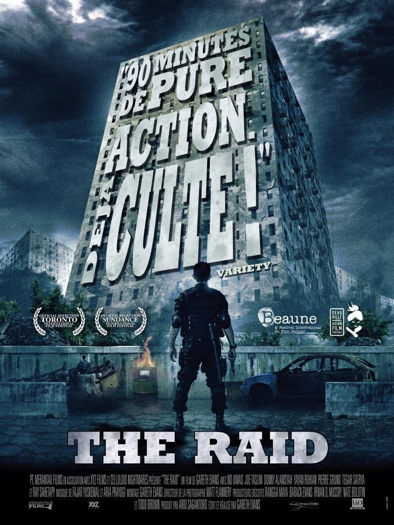 "Рецензия на фильм ""Рейд"" / ""The Raid: Redemption"" / ""Serbuan maut"""