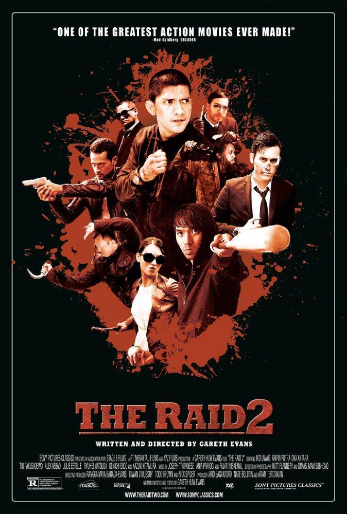 "Рецензия на фильм ""Рейд-2"" / ""The Raid 2 - Berandal"""
