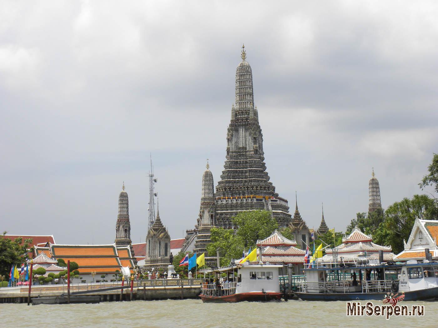 Тайское счастье для всех