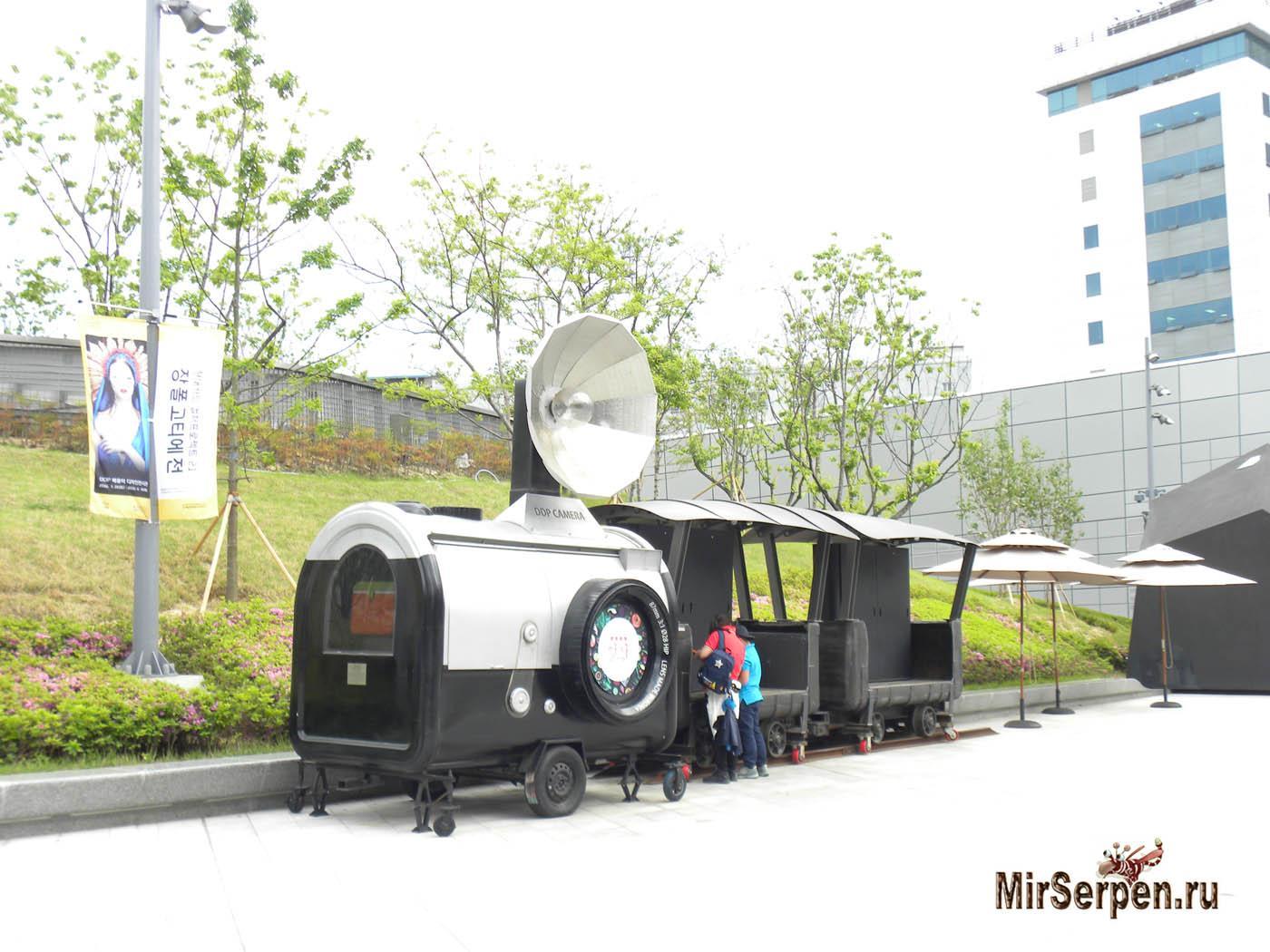 Photo of Фотографирование корейцев в Южной Корее