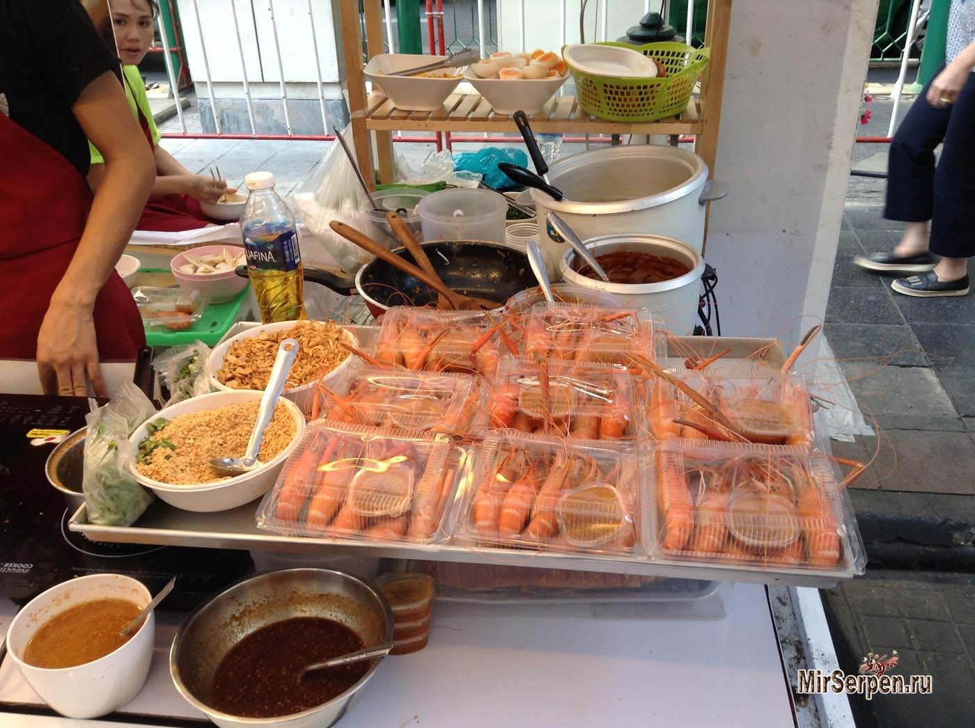 Photo of Стритфуд и гигиена в Бангкоке