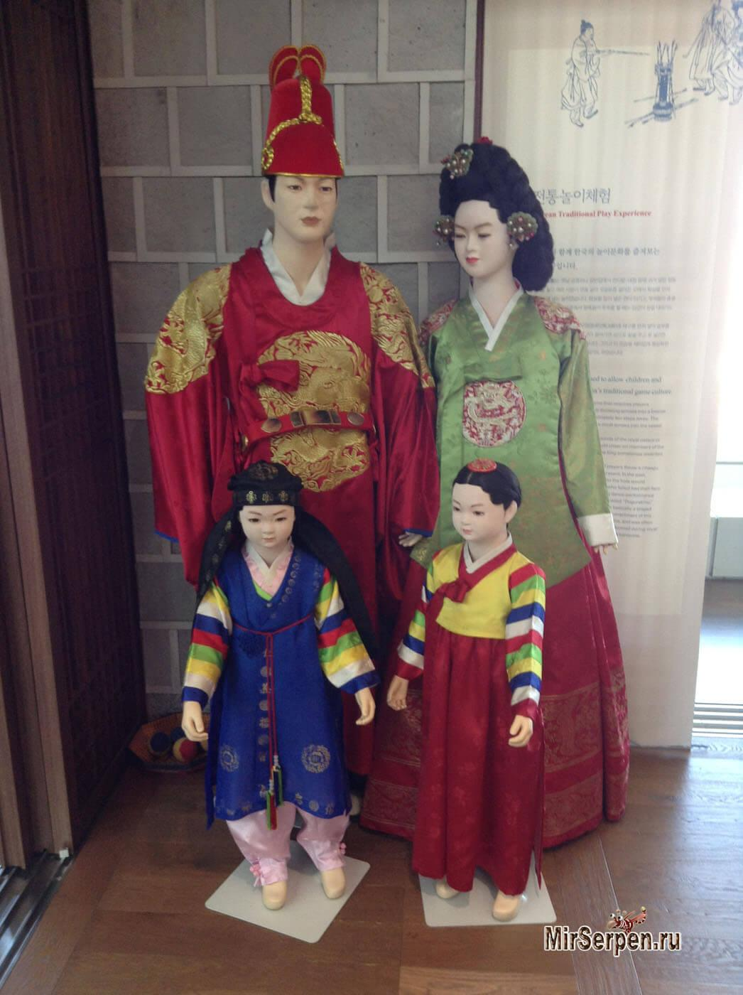 Photo of Фото из Кореи в ханбоке