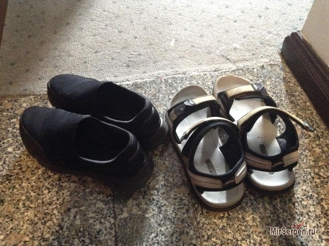 Мои впечатления от обуви Skechers со стелькой Memory Foam