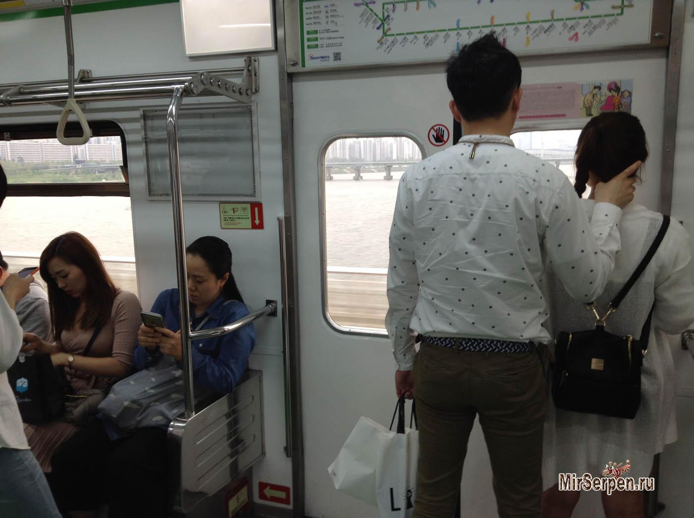 Корейские обычаи: Слегка и ласково... придушить?