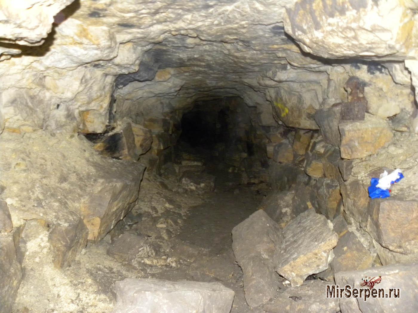 Photo of Девятовские каменоломни, Подольский район, Московская область