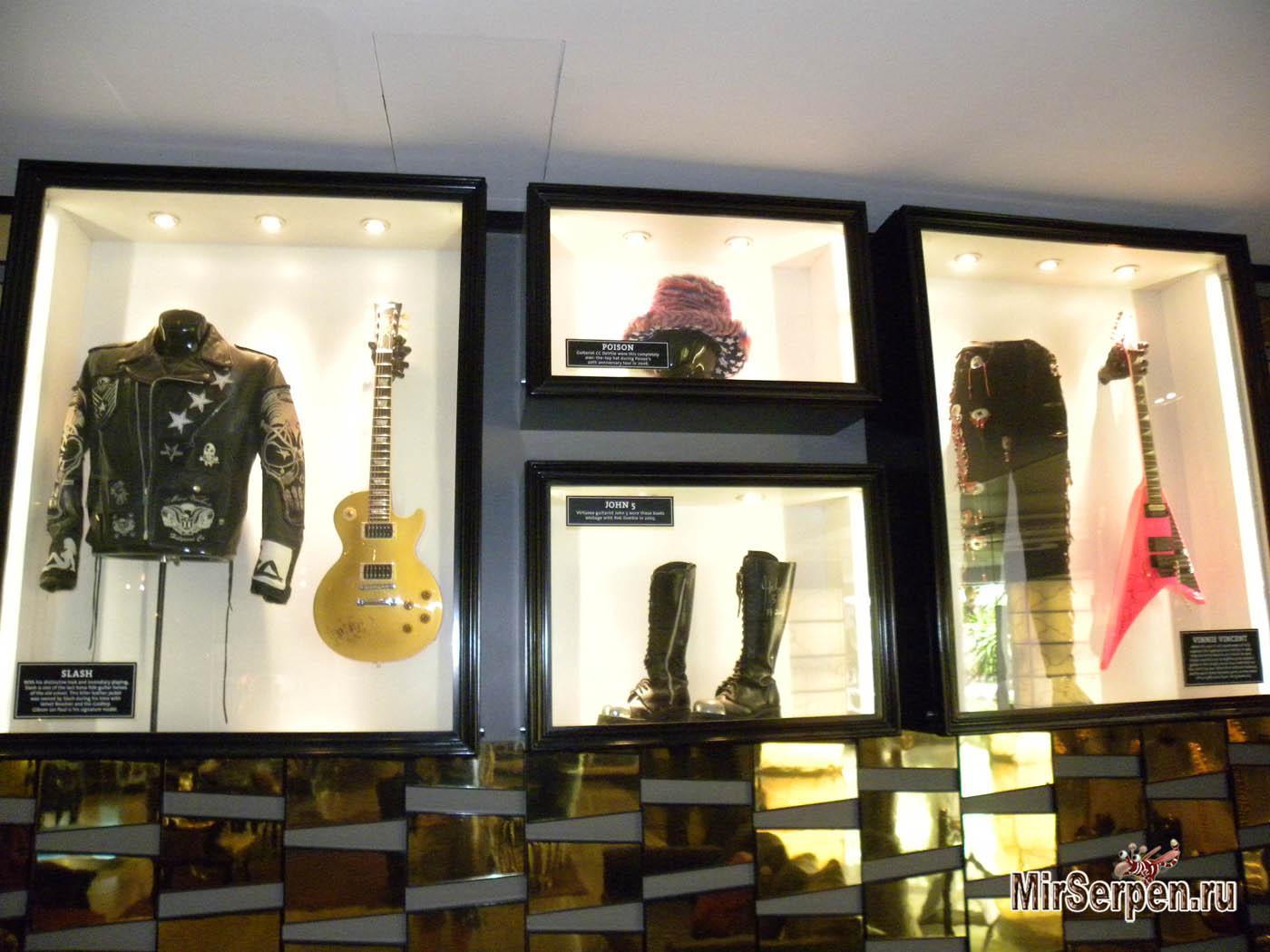 Photo of Музей в отеле Hard Rock в Паттайе