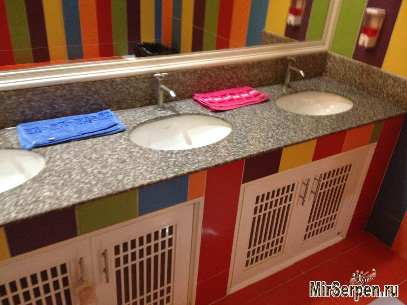 Photo of Туалетная тема в тайских клубах