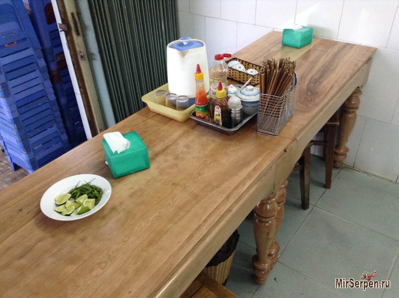 Photo of Вьетнамское правило ведерка под столом