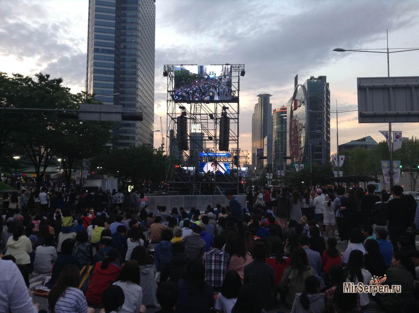 Photo of Корейские концерты – точность во всем