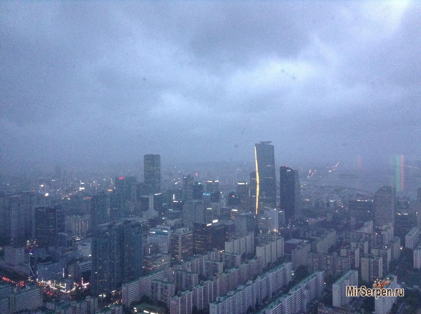 Достопримечательности Сеула и погода