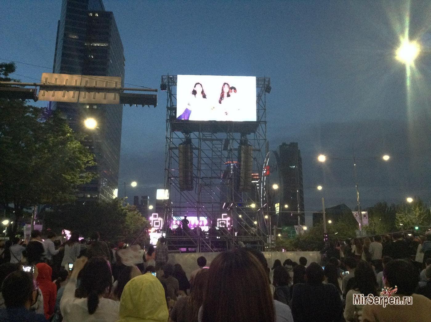 Концертные видео на мобильник