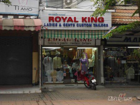 Безопасность в Таиланде: осторожно - индийские торговцы!