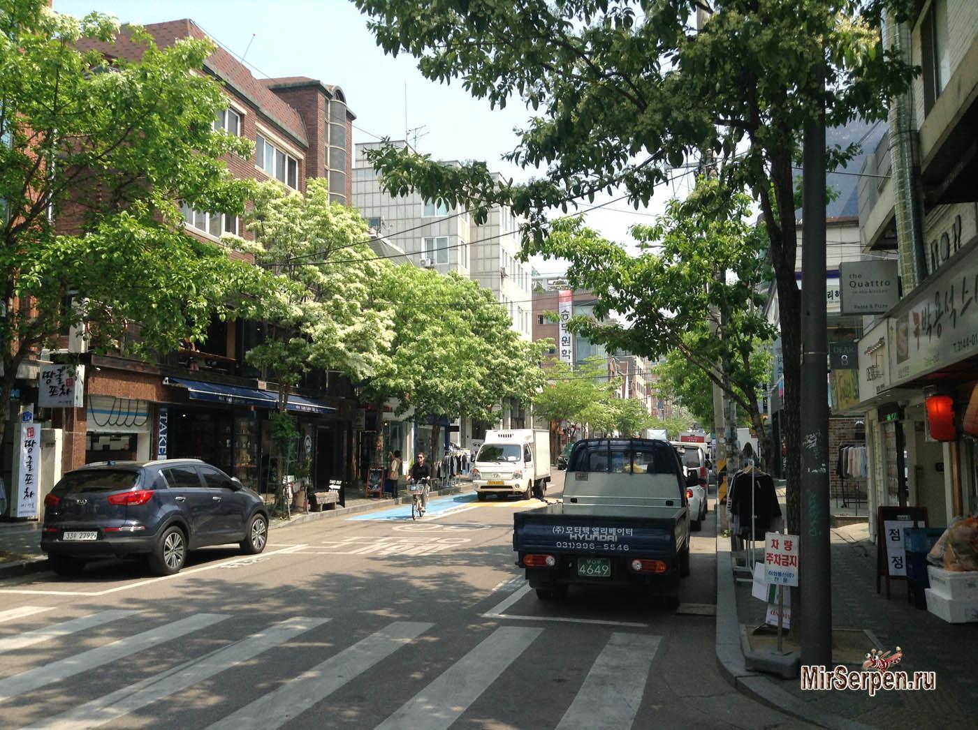 Photo of Чистота улиц Сеула
