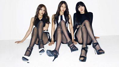 Photo of Korean kpop-stars miniskirt on fancam