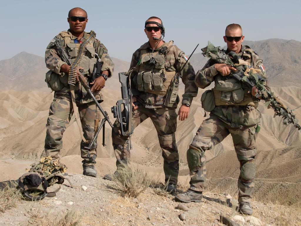Как я не поехал служить в Иностранный Легион