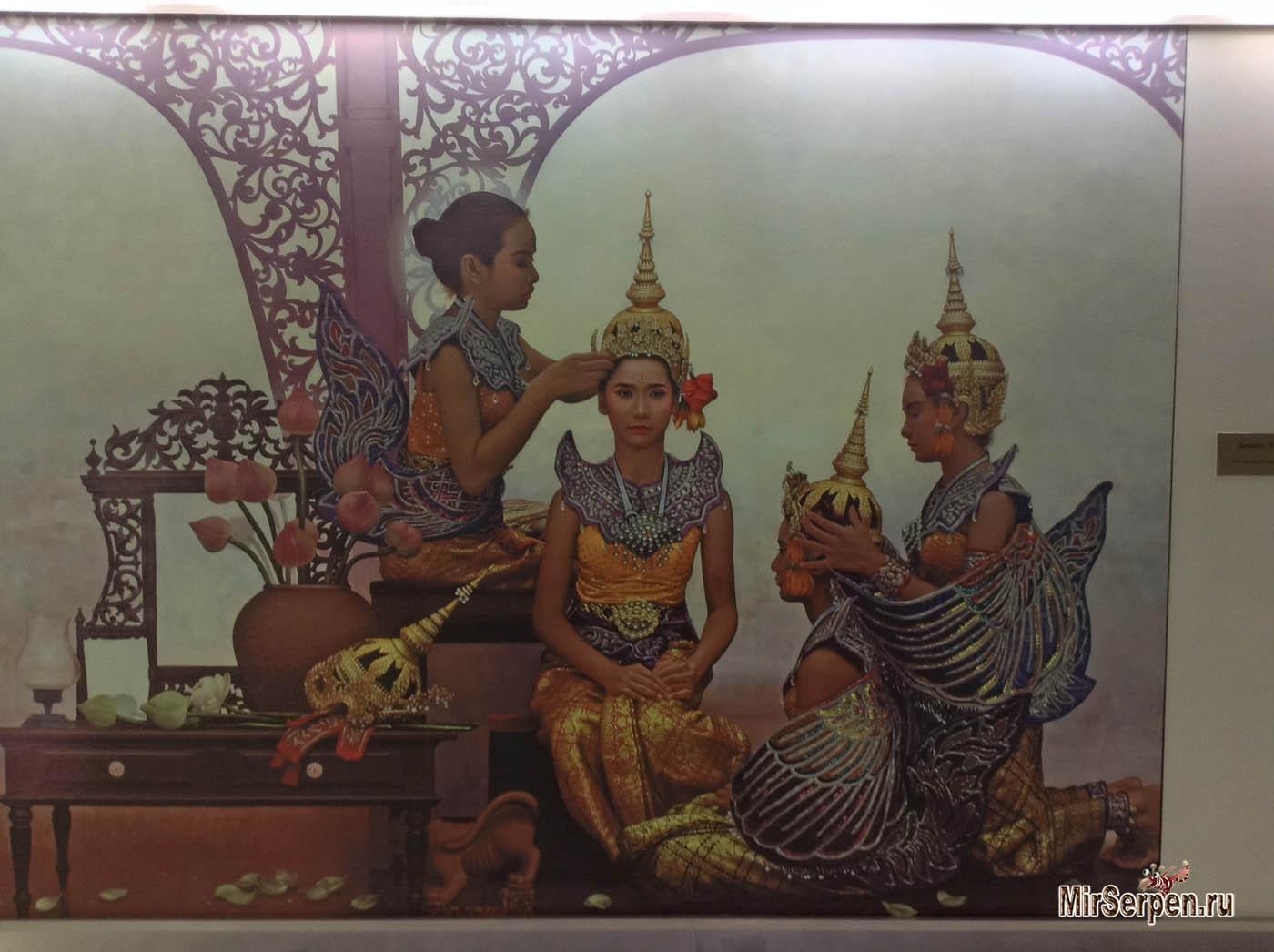 Правила поведения в Таиланде: Можно ли касаться головы тайцев