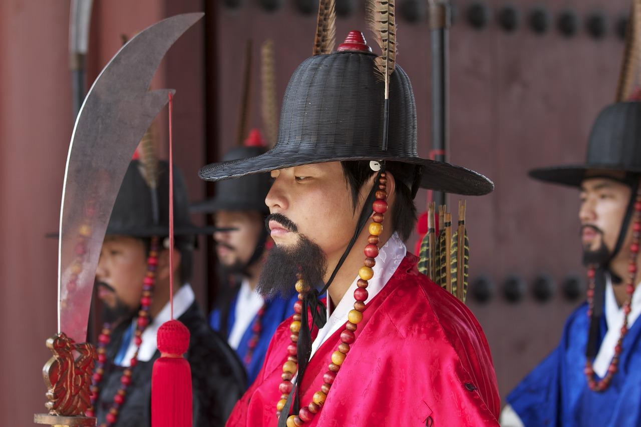 Популярные корейские имена мужчин – 2017