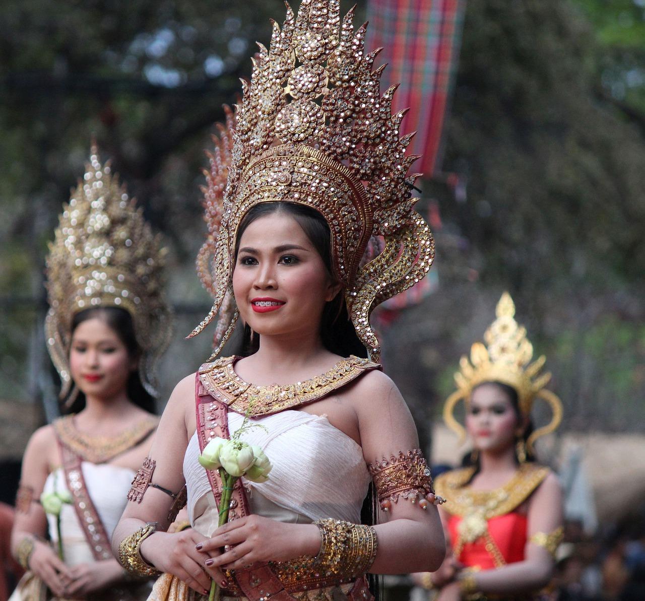 Популярные тайские женские имена