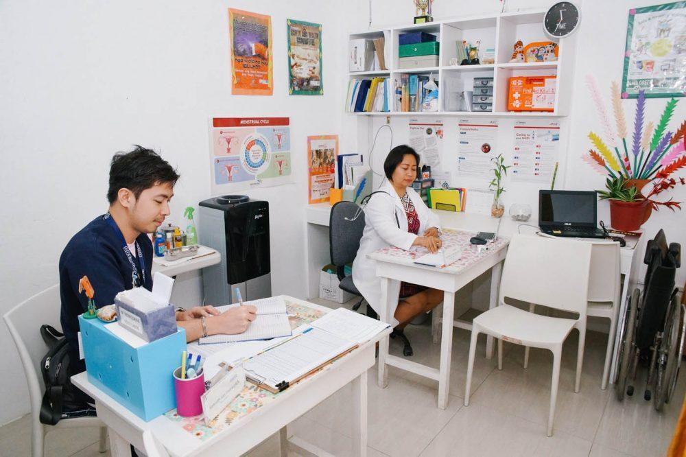Аптечка на Филиппины
