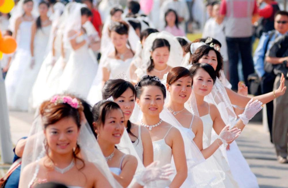 Вьетнамская полиция арестовала «поставщиков невест»