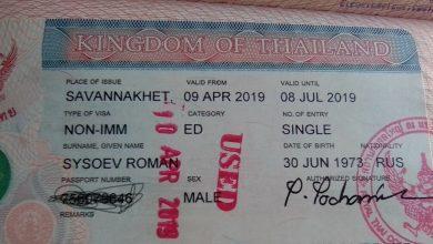Photo of Во сколько мне обходится виза на год жизни в Таиланде
