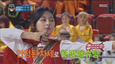 Photo of Korean entertainment: Корейские богини стрельбы из лука