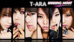 Группа T-ARA: Имена участниц и значение их имен